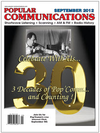Reception Log in September 2012 issue of Pop'Comm